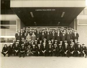 Logistieke dienst MKWD 1979