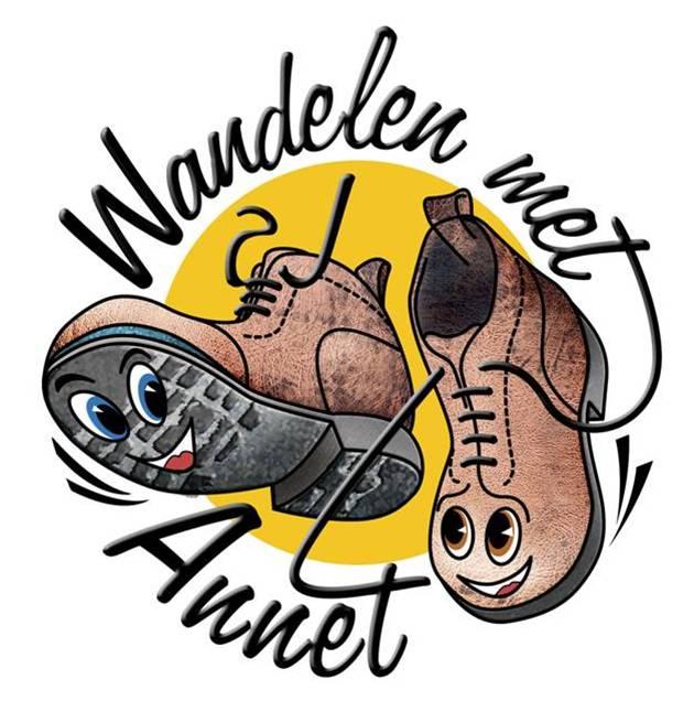 Logo Wandelen met Annet
