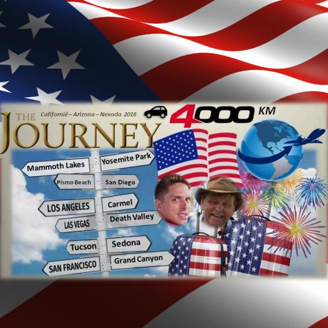 Amerika reis